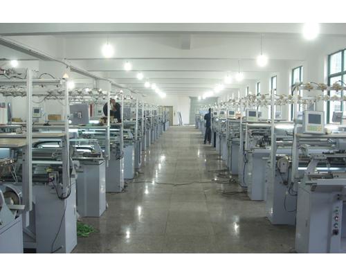纺织机械喷漆