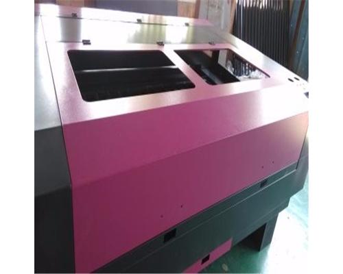 机械设备罩壳喷漆加工